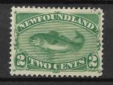 Newfoundland 1880, Nestampilat