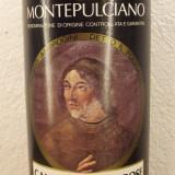 R. 29 - VINO NOBILE DI MONTEPUCIANO, DOCG, POLIZIANO. RECOL. 1982 cl 75 gr 12,5, Sec, Rosu, Europa
