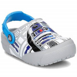 Slapi Copii Crocs Funlab Lights 2041354D7, 24, Gri