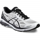 Pantofi Barbati Asics GT1000 5 T6A3N0190, 41.5, Alb, Negru