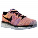 Pantofi Barbati Nike Flyknit Max 620469404, 45, Orange