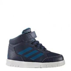 Ghete Copii Adidas Conavymyspetftwwht Altasport Mid BB6207, 23, 27, Bleumarin