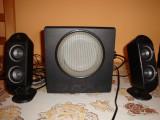 Sistem audio logitech 2.1 x230
