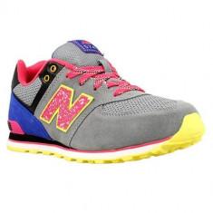 Pantofi Copii New Balance KL574O6G, 40, Gri, New Balance