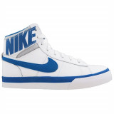 Ghete Copii Nike Match Supreme HI GS 654235100, 36, Alb
