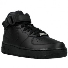Ghete Copii Nike Air Force 1 Mid GS 314195004, 35.5, 36, 36.5, 37.5, 38, 38.5, 39, Antracit