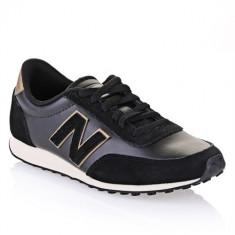 Pantofi Barbati New Balance U410 U410SKG, 37.5, 44, 44.5, 45, Negru, New Balance