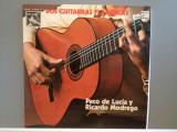 PACO DE LUCIA - DOS GUITARRAS FLAMENCAS (1975/PHILIPS/SPAIN) - Vinil/Impecabil
