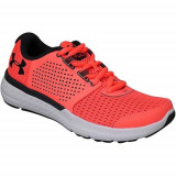 Pantofi Femei Under Armour Micro G Fuel RN 1285487404, 36.5 - 38.5, 40.5, Orange