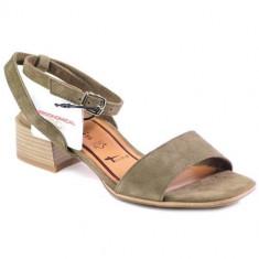 Sandale Femei Tamaris 12820220722, 39, Verde
