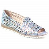 Pantofi Femei Venezia 96048500 96048500ORT, 36 - 38, Albastru