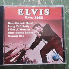ELVIS LIVE 1955 CD