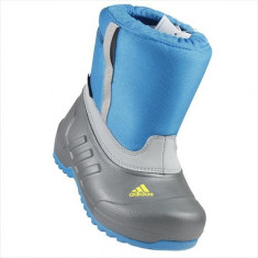 Cizme Copii Adidas Winterfun Boy G62873, 29, Gri