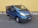 Opel Vivaro 2011, 2.0 CDTI 115 CP 6 Locuri + Duba, Motorina/Diesel, VAN