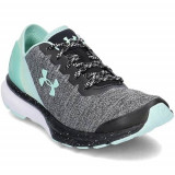 Pantofi Femei Under Armour Charged Escape 3020005002, 35.5, 36, 36.5, 37.5, 38, 40, 40.5, Turcoaz