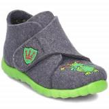 Papuci Copii Superfit Happy 10029106, 22, Gri