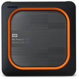 SSD extern 2.5, 1TB, My Passport Wireless, Western Digital