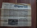 """Ziarul  """"Sportul """" -16 decembrie  1978"""