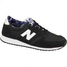 Pantofi Femei New Balance WL420APA, 36.5, Negru, New Balance