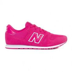 Pantofi Copii New Balance 373 KJ373NKY, 37.5, 38, 38.5, 39, 40, Roz, New Balance