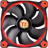 Ventilator/Radiator Thermaltake Riing 12 High Static Pressure 120mm Red LED 3 Fan Pack