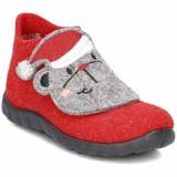 Papuci Copii Superfit Happy 10029571, 22, 23, 24, 25, Rosu