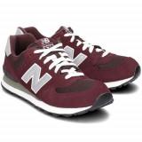 Pantofi Barbati New Balance M574NBU, 40.5, Bordeaux