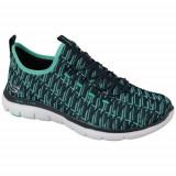 Pantofi Femei Skechers Appeal 20 12765NVGR, 36, 36.5, Turcoaz