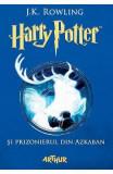 Harry Potter si prizonierul din Azkaban - J.K. Rowling
