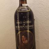 R. 30 - VINO NOBILE DI MONTEPUCIANO, DOCG, POLIZIANO. RECOL. 1983 cl 75 gr 12,5, Sec, Rosu, Europa