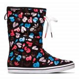 Ghete Femei Adidas Honey Boot G50429, 40 2/3, Negru