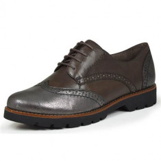 Pantofi Femei Jana 23702 82370227, 37, 40, Maro