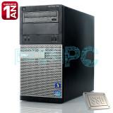 Calculator Intel i3-2120 3.3GHz 4GB DDR3 SSD 128GB SATA3 Video HD GARANTIE 1 AN!, Intel Core i3, 4 GB, 100-199 GB, Dell