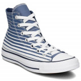 Tenisi Femei Converse Chuck Taylor All Star HI Roadtrip 151186C, 37, Albastru