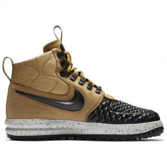 Ghete Barbati Nike Lunar Force 1 Duckboot 17 Gold Black 916682 701 916682701
