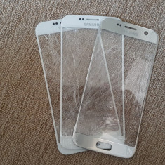 Geam Sticla Touch Original 100% Samsung S6 G920 Gri/ALB Livrare gratuita!