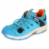 Pantofi Femei Meindl Respond Junior Orange Hellblau 204476, 36, 38, Albastru
