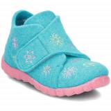 Papuci Copii Superfit Happy 10029191, 22, 24, Albastru