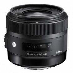 Obiectiv Sigma 30mm F1.4 HSM Art Obiectiv