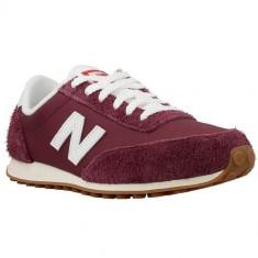 Pantofi Barbati New Balance 085 U410BD, 37, 40.5, 41.5, 42, 42.5, 43, 44, 44.5, 45, 45.5, 46.5, Bordeaux, Negru, New Balance