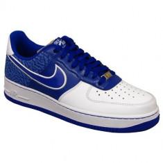 Pantofi Barbati Nike Air Force 1 488298416, 44.5, Alb