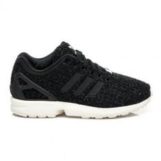 Pantofi Femei Adidas ZX Flux Black S77309, 38, Alb