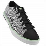 Pantofi Copii Nike Capri Lace GS 318691002, 36.5, Verde