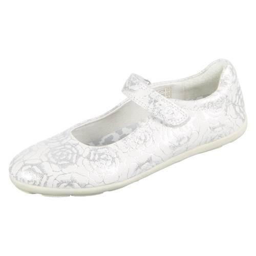 Mocasini Copii Lurchi Mali White Fashion Leder 331496849