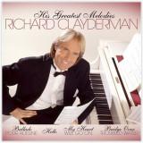 Richard Clayderman His Greatest Melodies LP (vinyl)