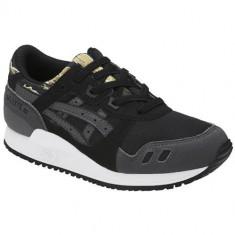 Pantofi Copii Asics Gellyte Iii PS C7A4N9097, 33.5, Negru