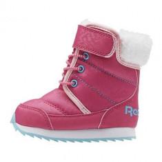 Ghete Copii Reebok Snow Prime AR2711, 26.5, Alb