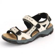 Sandale Femei Rieker Creme Massa 6887260