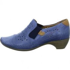 Pantofi Femei Jana Trotteurs 882431220802, 37, 41, Albastru