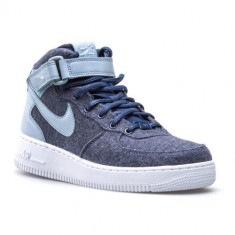 Ghete Femei Nike W Air Force 1 07 Mid Lthr Prm 857666400